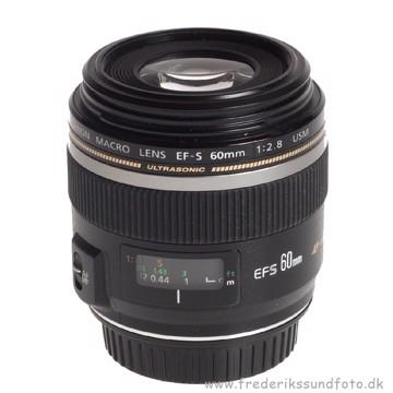 BRUGT Canon EF-S 60mm Macro f: 2,8 USM