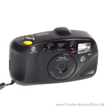 BRUGT Minolta Riva Zoom Pico - Analog kamera