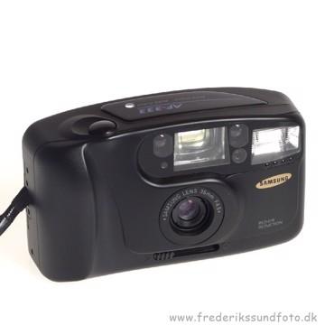 BRUGT Samsung AF-333 Analog Autofokus kamera