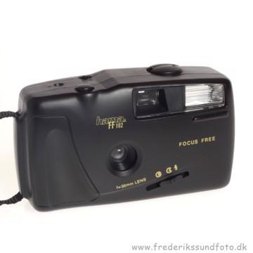 BRUGT Hama FF 102 kamera