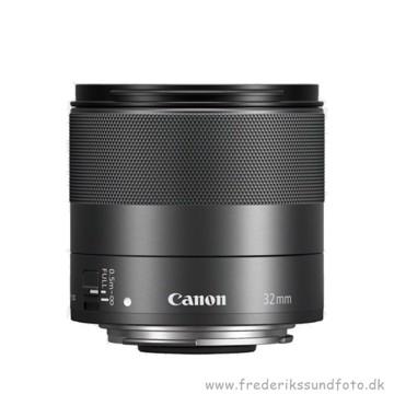 Canon EF-M 32mm f/1.4 STM
