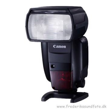 Canon Speedlite 600EX II RT Flash