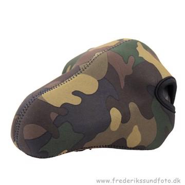 JJC OC-6B b-taske Neopren Camouflage