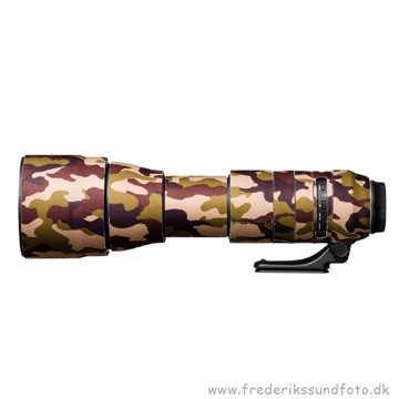 Easycover Brown Camouflage Tamron 150-600 mm