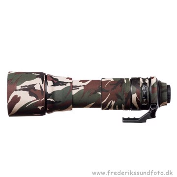 Easycover Green Camouflage Tamron 150-600mm