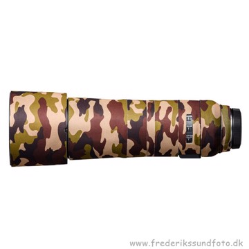 Easycover Brown Camouflage Canon RF 800mm f/11