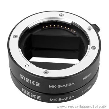 Meike MK-S-AF3A Mellemringe til Sony