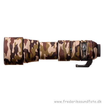 Easycover Brown Camouflage Sigma Contemp 150-600mm