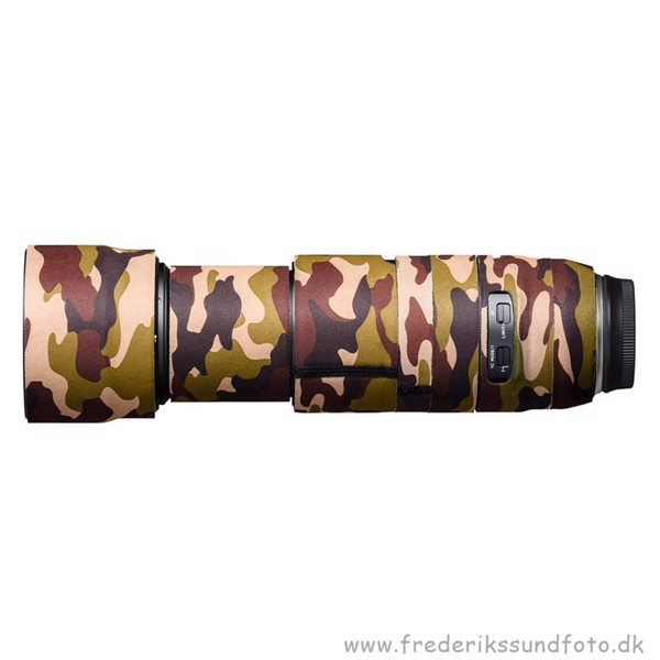 Easycover Brown Camouflage Tamron 100-400mm