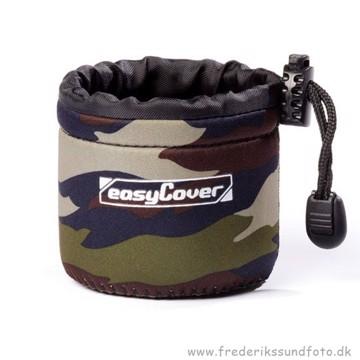 Easycover Objektivtaske Xs Camouflage 7cm
