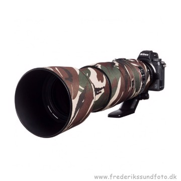 Easycover Green Camouflage Nikon 200-500mm