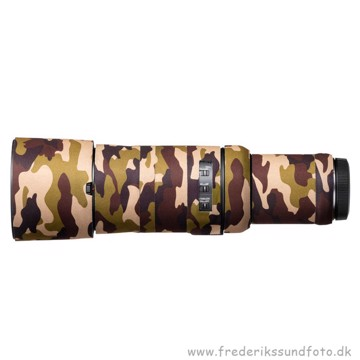 Easycover Brown Camouflage Canon RF 600mm f/11