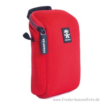 Crumpler The Drewbob camera pouch 100 rødt etui