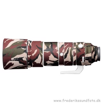 Easycover Green Camouflage Sony 200-600mm