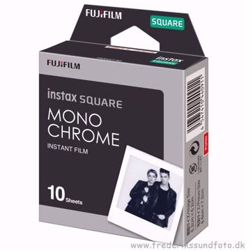 Fujifulm Instax Square Mono chrome film