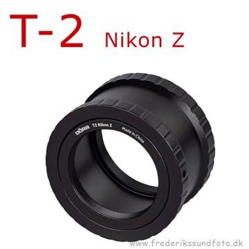 Dörr T2 adapter til Nikon Z