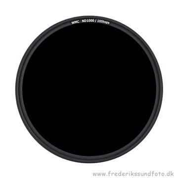 JJC 72mm ND1000 filter (10 stop)