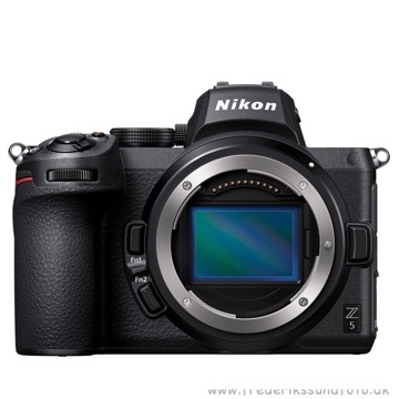 Nikon Z 5 m/FTZ adapter *Save Today