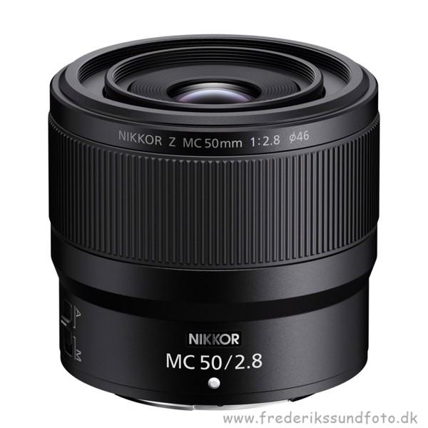 Nikon Z MC 50mm f/2.8 DX