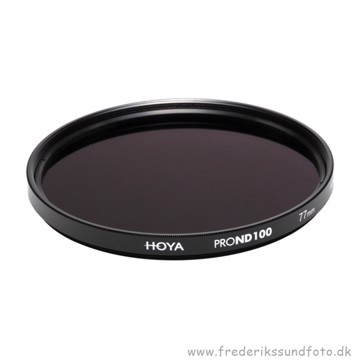 Hoya 77mm Pro ND100 Filter ( 6 2/3 stop )
