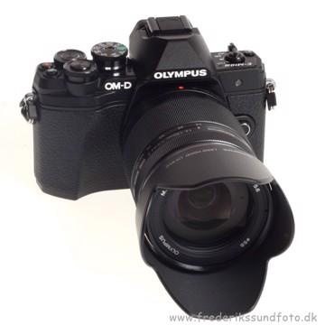 Olympus E-M10 Mark III m/14-150mm