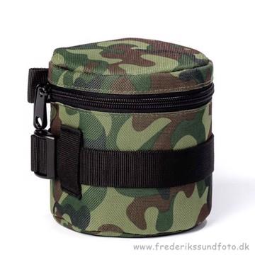 Easycover Objektivtaske Camouflage 8x9,5cm