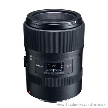 Tokina 100mm f/2.8 FF Macro til Canon EF