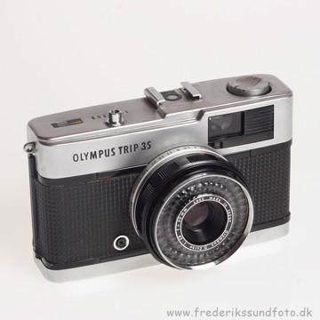 BRUGT Olympus Trip 35 Analog kamera