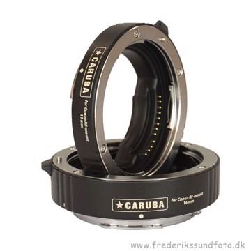 Caruba Macro mellemringe til Canon RF-mount