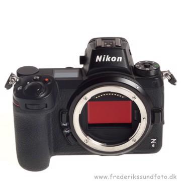 BRUGT Nikon Z 6 Kamerahus