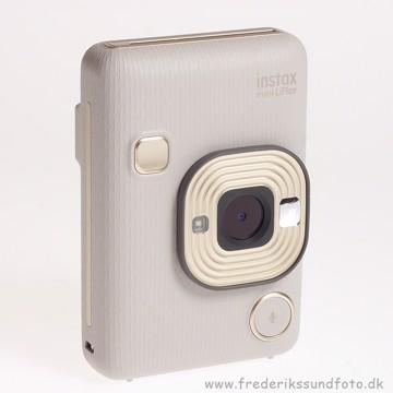 Fujifilm Instax Mini LiPlay Beige Gold Limited ed.
