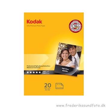 Kodak Ultra Prem. 13x18 High Gloss 280g Fotopapir