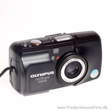 BRUGT Olympus Stylus Zoom 105 Analog kamera