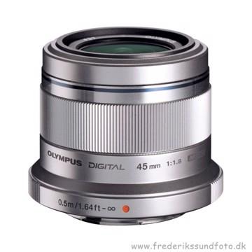 Olympus 45mm f:1,8 Silver Micro 4:3