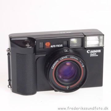 BRUGT Canon AF35 ML Analog kamera